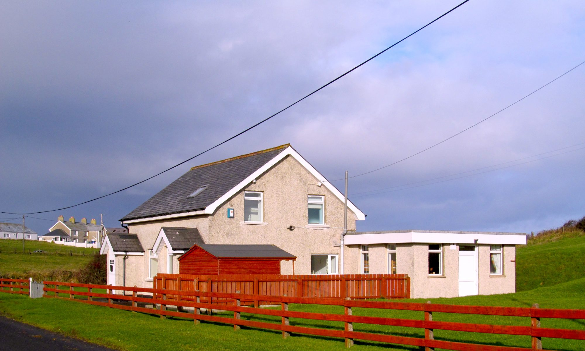 Booking – dunluce guide house.